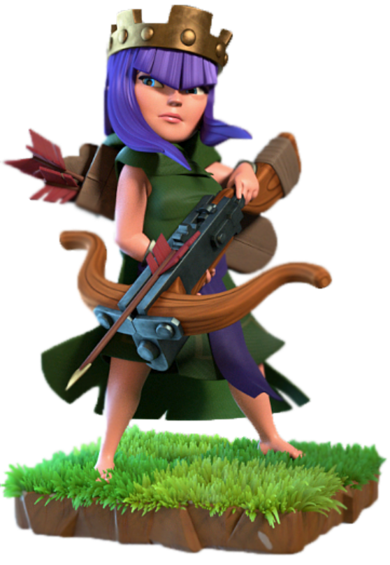 Reine Des Archers Wiki Clash Of Clans Fandom Powered By