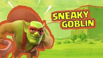 Sneaky Goblin Who?! (Clash of Clans Super Troops 2)