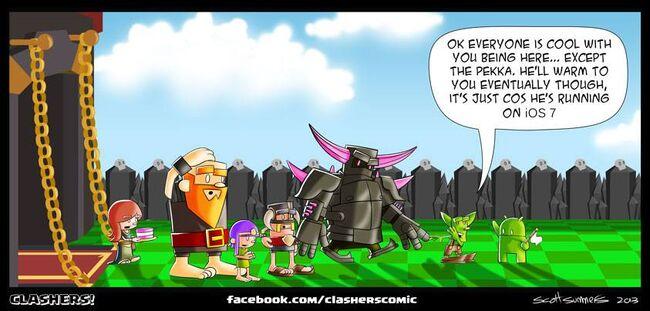 Clashers Comic 32