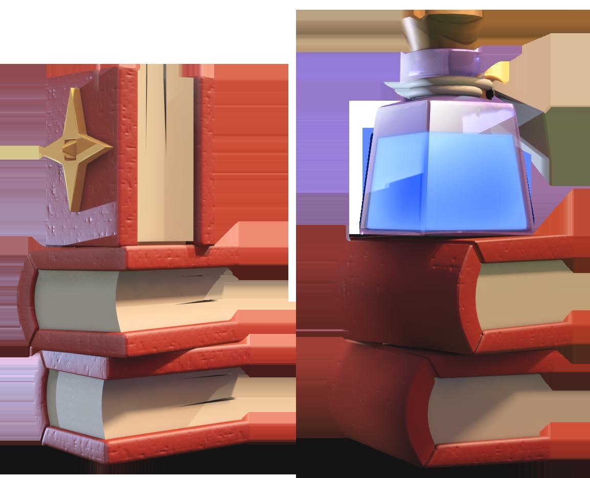 Magic Items info