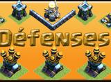 Bâtiments Défensifs