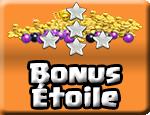 Bouton bonusétoile