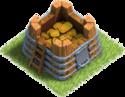 Réservoir d'or (base des ouvriers) niv4