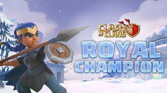 New HERO the ROYAL CHAMPION! (Clash of Clans Town Hall 13)