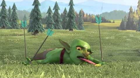 Clash of Clans Goblin (Official)