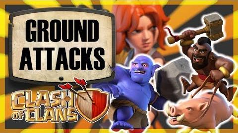 Town Hall 10 GROUND attacks Clash of Clans