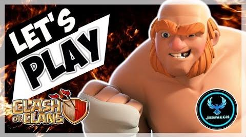 🅲🅾🅲 Jesmech going to WAR! 11v11 Bowitch, 10v10 Hogs and LaLo! Clash of Clans (NDL Open!)