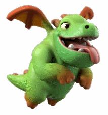 Bébé dragon lvl 1