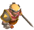 Barbarian King 3D