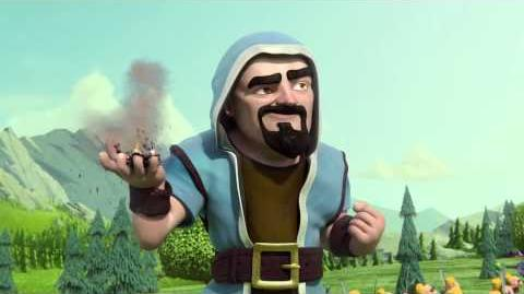 Clash of Clans Hype Man (Official TV Commercial)