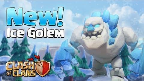 ICE GOLEM!