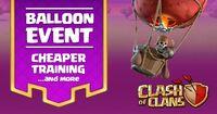 Ballon-Event