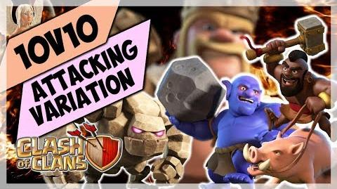 🅲🅾🅲 Want to learn the BEST Town Hall 10 attack strategies? (Courtesy of Dark Looters Y!)