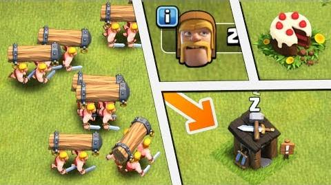 5 Things You Need To Know About The Clashiversary Event! Clash of Clans Battle Ram New Update 2017!