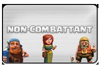 Bouton-non combattant