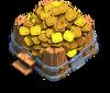 Goldlager 2 Bauarbeiterbasis