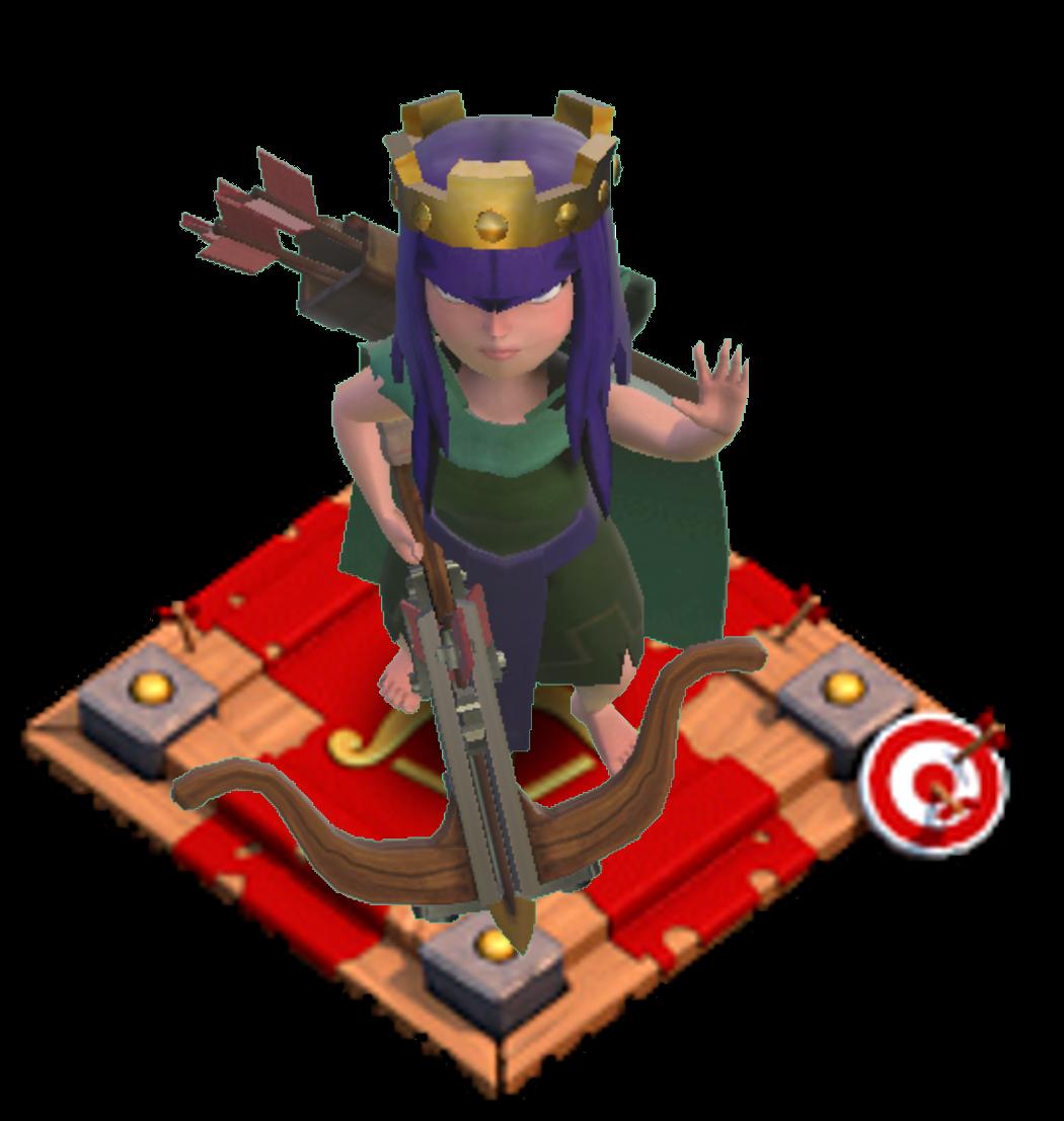 ArcherQueen Altar info
