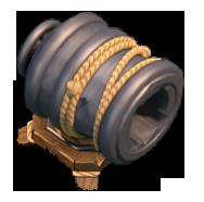 Unconfirmed mega cannon
