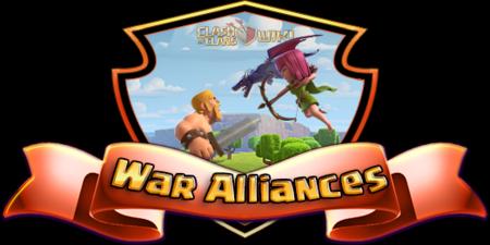War Alliances Banner