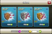 Coc shields
