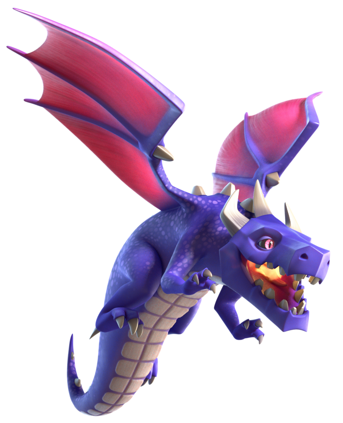 Image dragon clash of clans wiki fandom for Electric fireplace wiki