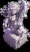 ArcherQueenStatue
