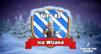 Geschenk 3 Eismagier