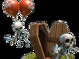 Piège squelettique
