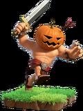 Pumpkin Barbarian info