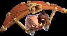 Hog Glider info