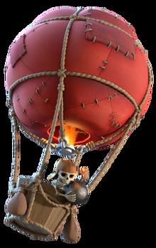 Informação do balão