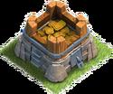 Réservoir d'or (base des ouvriers) niv7