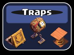 Brady TrapsBB