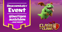 Drachenbaby-Event