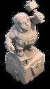 Builder Statue