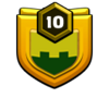 Clan Badge Gold