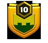 Clan Badge Gold