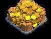 Goldlager 1 Bauarbeiterbasis