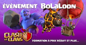 ÉVÉNEMENT BoLaLoon