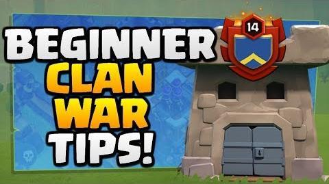 BEGINNER CLAN WAR TIPS in Clash of Clans 2018