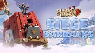 Introducing the SIEGE BARRACKS! (Clash of Clans Town Hall 13)