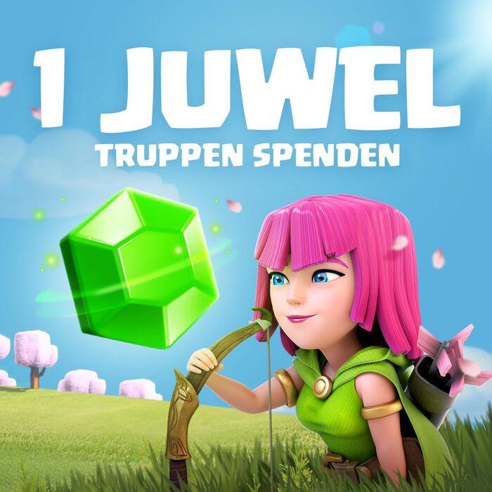 1-Juwel-Spenden-Event Bogenschütze
