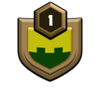 Clan Badge Bronze