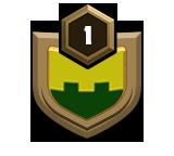 Clan Badge Bronze