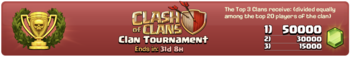 Clan Tournament