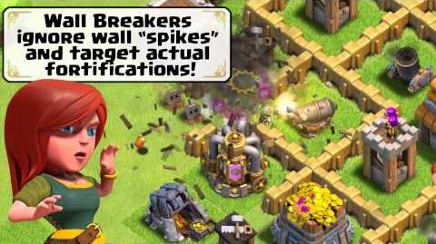 Sneak Peek 3 New Wall Breaker AI