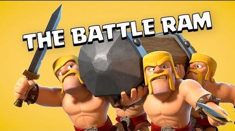 Clash of Clans The Barbarian's Battle Rams (Builder Has Left Week 1)