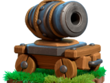 Cannon Cart