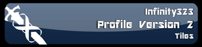 Infinity Profile2