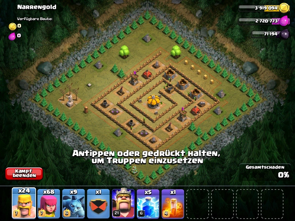 Narrengold Clash Of Clans Wiki Fandom Powered By Wikia